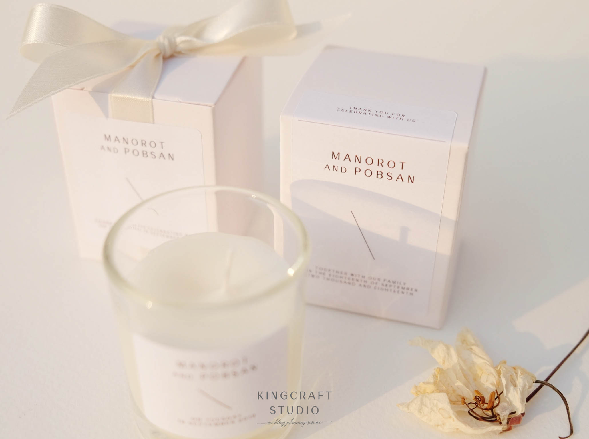 Luxurious White Box
