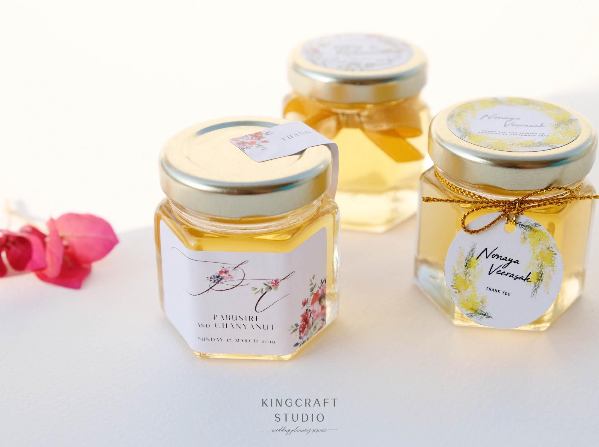 ของชำร่วยน้ำผึ้ง น้ำผึ้ง ของชำร่วย
